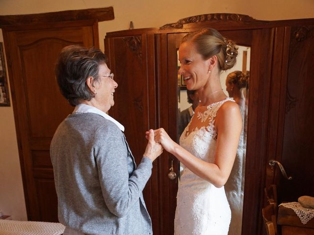 Le mariage de François et Claire à Massay, Cher 4