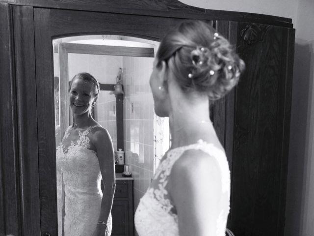 Le mariage de François et Claire à Massay, Cher 5