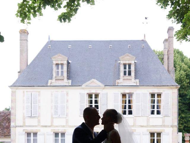 Le mariage de François et Claire à Massay, Cher 8