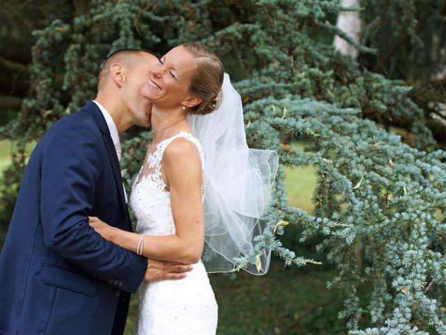 Le mariage de François et Claire à Massay, Cher 9