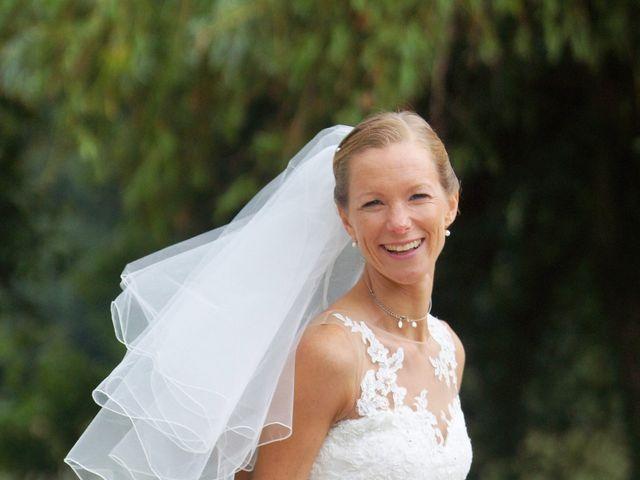 Le mariage de François et Claire à Massay, Cher 12