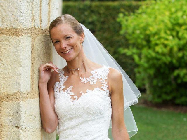 Le mariage de François et Claire à Massay, Cher 13