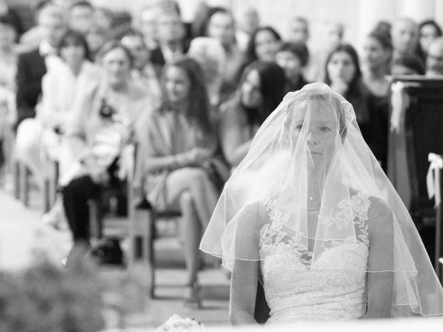 Le mariage de François et Claire à Massay, Cher 15