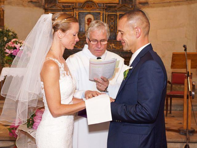 Le mariage de François et Claire à Massay, Cher 17