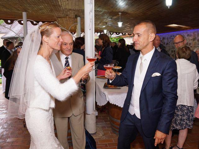 Le mariage de François et Claire à Massay, Cher 19