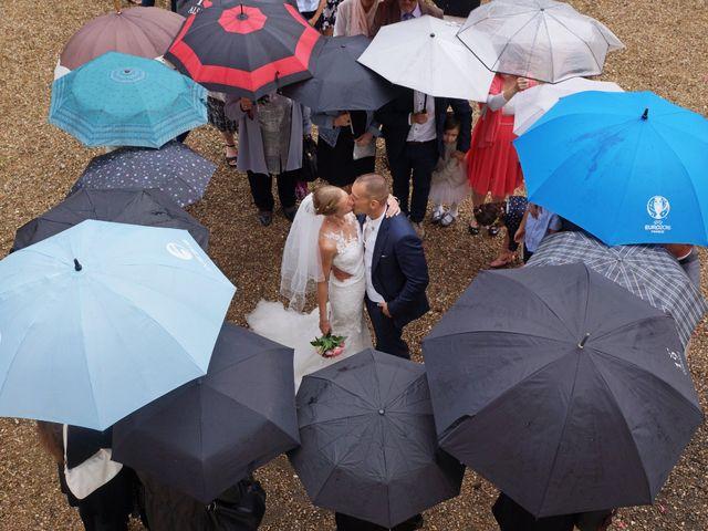 Le mariage de François et Claire à Massay, Cher 20