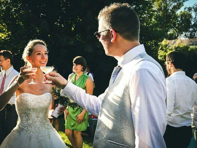 Le mariage de Thomas et Mélanie à Pessac, Gironde 10