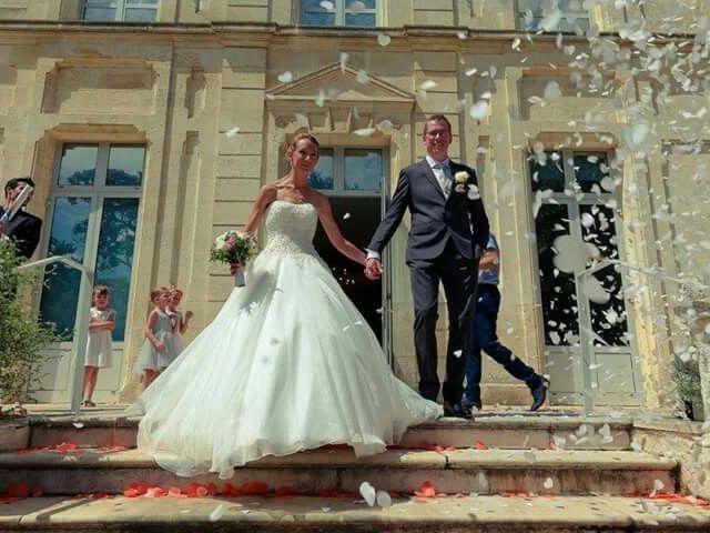 Le mariage de Thomas et Mélanie à Pessac, Gironde 16