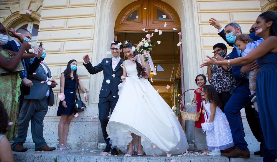 Le mariage de Gabriel et Cathy à Rueil-Malmaison, Hauts-de-Seine