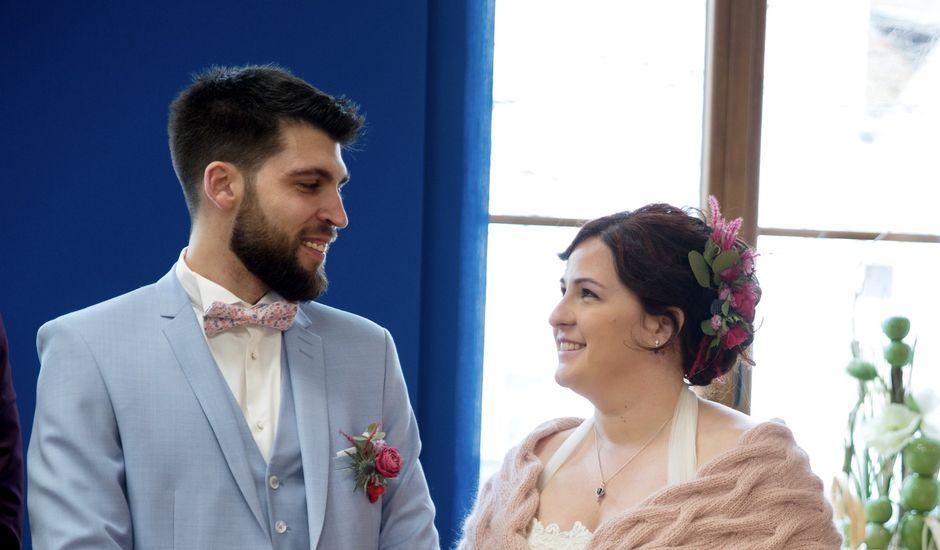 Le mariage de Mathieu  et Claire à Yutz, Moselle