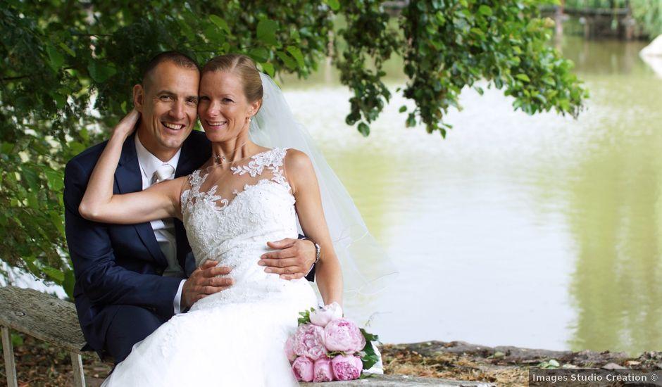 Le mariage de François et Claire à Massay, Cher
