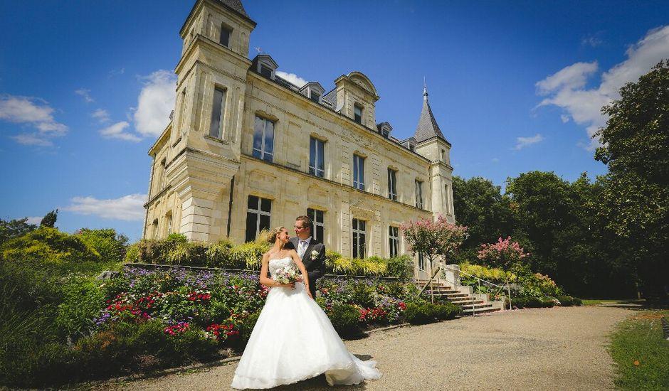 Le mariage de Thomas et Mélanie à Pessac, Gironde
