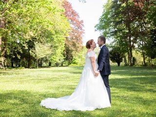 Le mariage de Caroline et Eric
