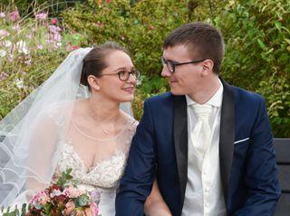 Le mariage de Cécile et Quentin