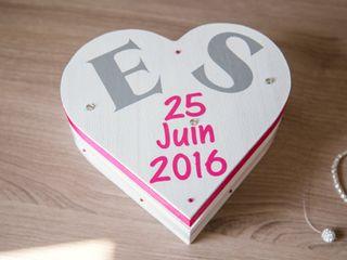 Le mariage de Elodie et Sylvain 1