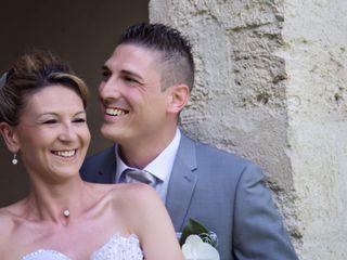 Le mariage de Elodie et Sylvain