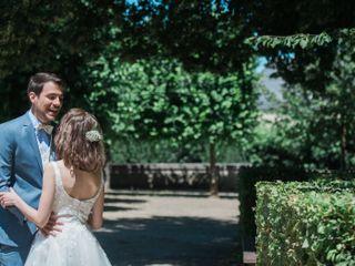 Le mariage de Sandrine et Cyril