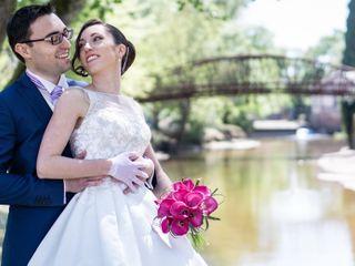 Le mariage de Elodie et Mathieu