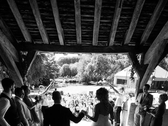 Le mariage de Sabrina et Louis