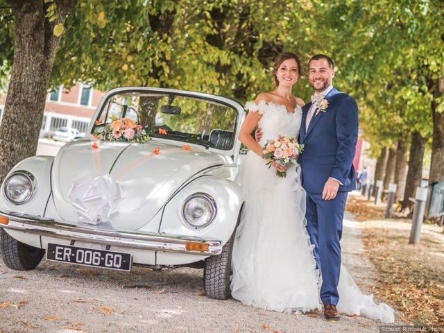 Le mariage de Laura et Thibaud