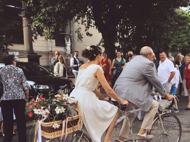 Le mariage de Adeline  et Florian  à Geispolsheim, Bas Rhin 3