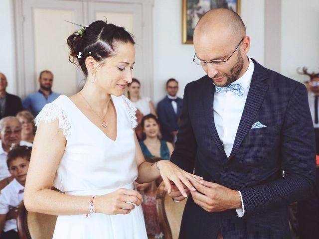 Le mariage de Florian  et Adeline