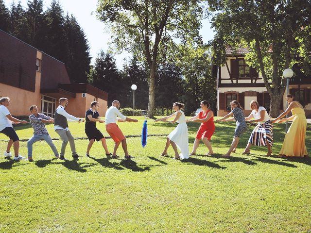 Le mariage de Adeline  et Florian  à Geispolsheim, Bas Rhin 21
