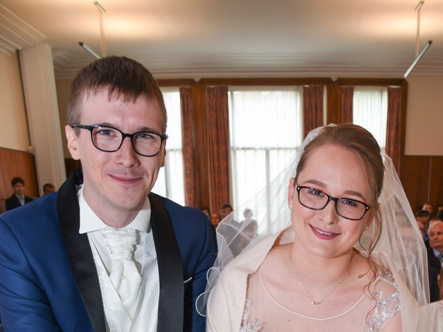 Le mariage de Quentin et Cécile à Ermont, Val-d'Oise 3