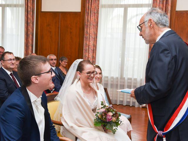 Le mariage de Quentin et Cécile à Ermont, Val-d'Oise 1