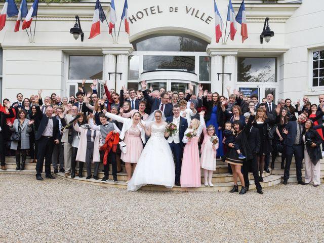 Le mariage de Quentin et Cécile à Ermont, Val-d'Oise 2