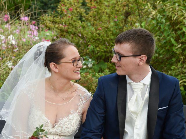 Le mariage de Quentin et Cécile à Ermont, Val-d'Oise 5