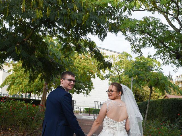 Le mariage de Quentin et Cécile à Ermont, Val-d'Oise 6
