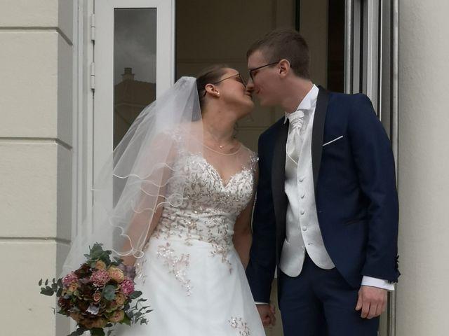 Le mariage de Quentin et Cécile à Ermont, Val-d'Oise 8