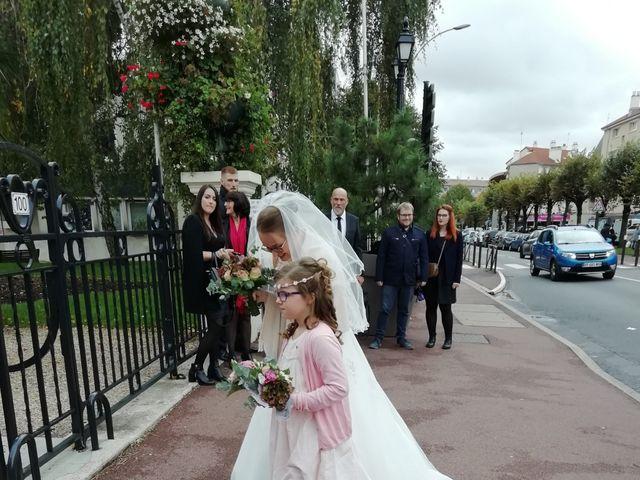 Le mariage de Quentin et Cécile à Ermont, Val-d'Oise 11
