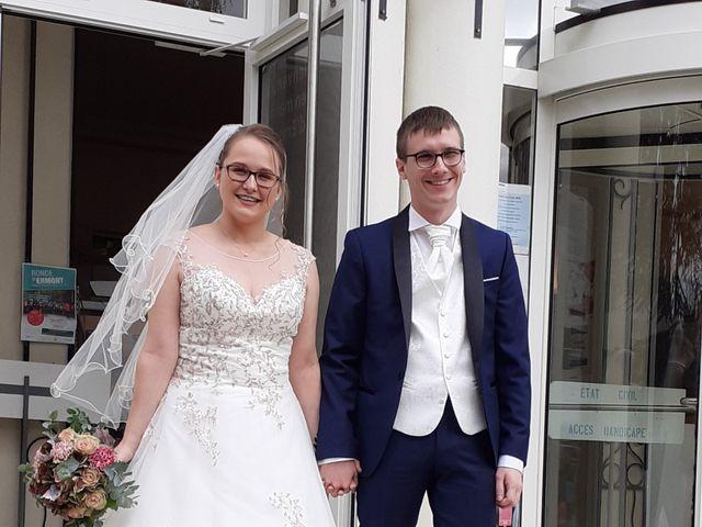 Le mariage de Quentin et Cécile à Ermont, Val-d'Oise 12