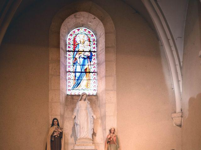 Le mariage de Yoann et Hélène à La Chapelle-Saint-Ursin, Cher 28