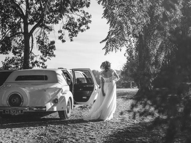Le mariage de Yoann et Hélène à La Chapelle-Saint-Ursin, Cher 35