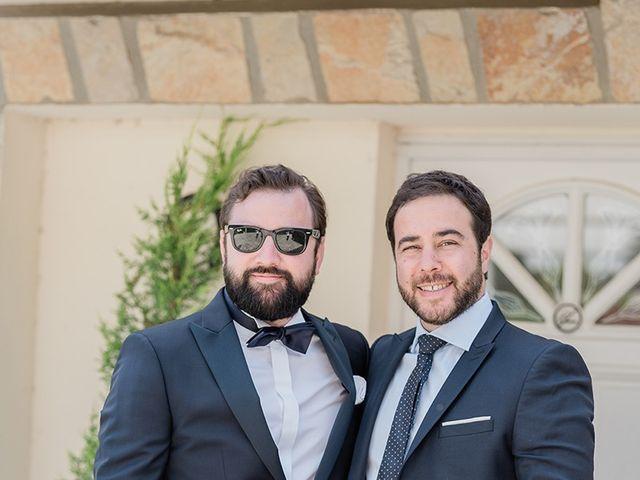 Le mariage de Adrien et Marie-France à Cannes, Alpes-Maritimes 18