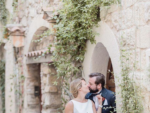 Le mariage de Adrien et Marie-France à Cannes, Alpes-Maritimes 32