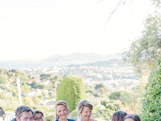 Le mariage de Adrien et Marie-France à Cannes, Alpes-Maritimes 42