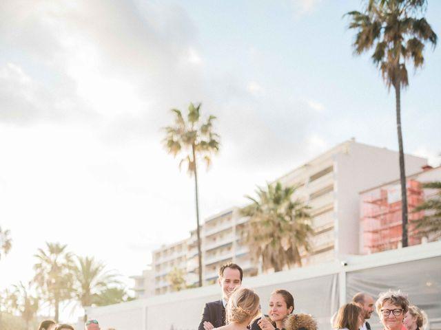 Le mariage de Adrien et Marie-France à Cannes, Alpes-Maritimes 69