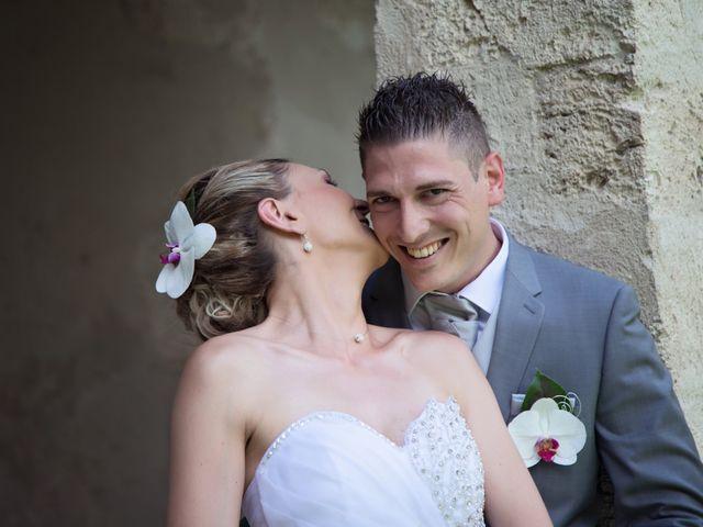 Le mariage de Sylvain et Elodie à Tullins, Isère 41