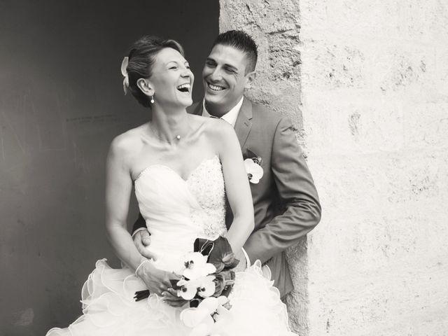 Le mariage de Sylvain et Elodie à Tullins, Isère 42