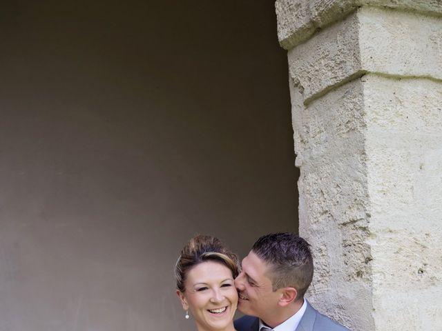 Le mariage de Sylvain et Elodie à Tullins, Isère 43