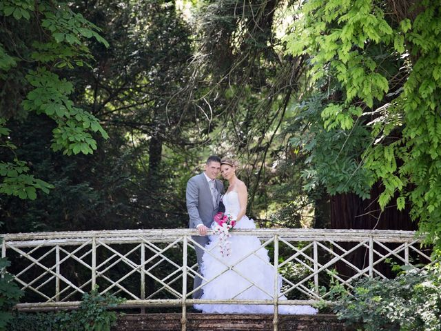 Le mariage de Sylvain et Elodie à Tullins, Isère 45