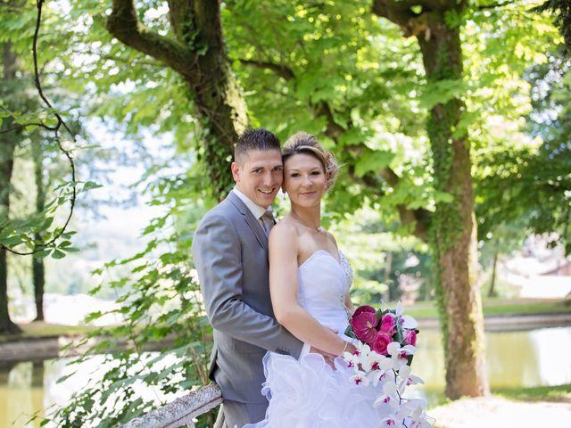 Le mariage de Sylvain et Elodie à Tullins, Isère 47