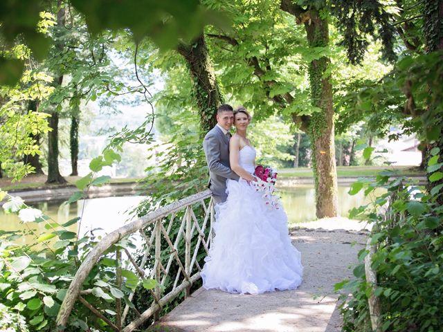 Le mariage de Sylvain et Elodie à Tullins, Isère 48
