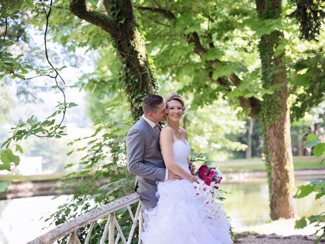 Le mariage de Sylvain et Elodie à Tullins, Isère 49