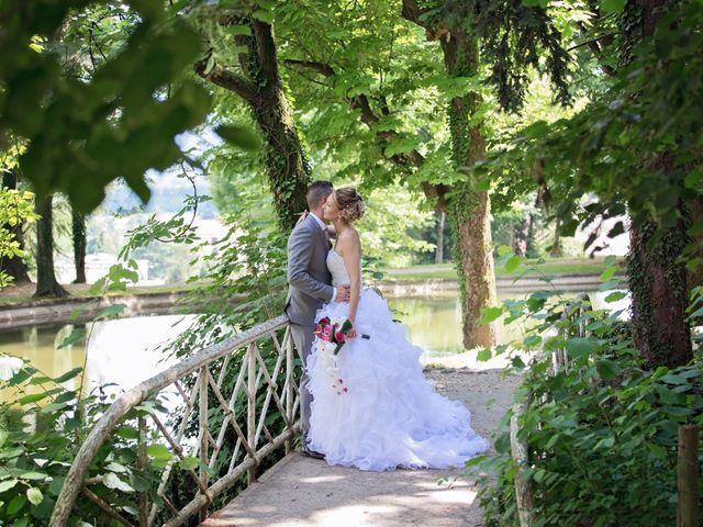 Le mariage de Sylvain et Elodie à Tullins, Isère 50
