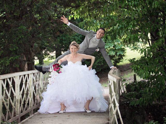 Le mariage de Sylvain et Elodie à Tullins, Isère 53